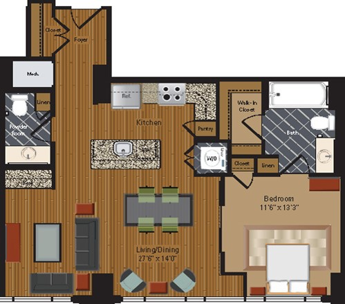 Floor Plan Apt New