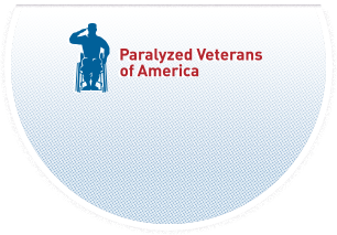 Veterans Paralyzed Logo
